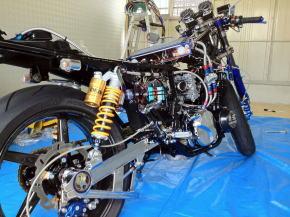 ガレージ+Kawasaki