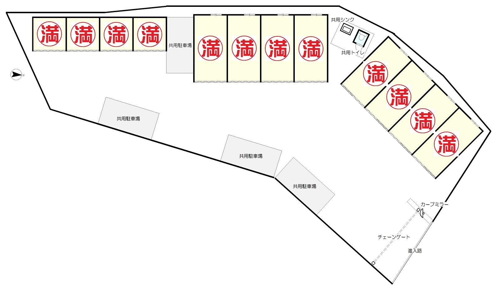 敷地平面図