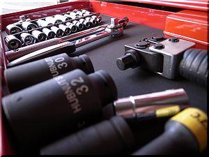ガレージライフ 工具