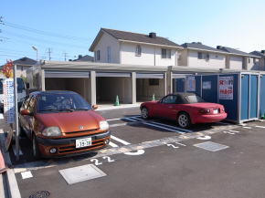 共用駐車場