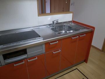キッチン(First Garage B)