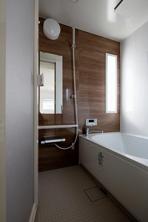 浴室乾燥機能付バス