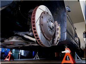 ガレージライフ 整備